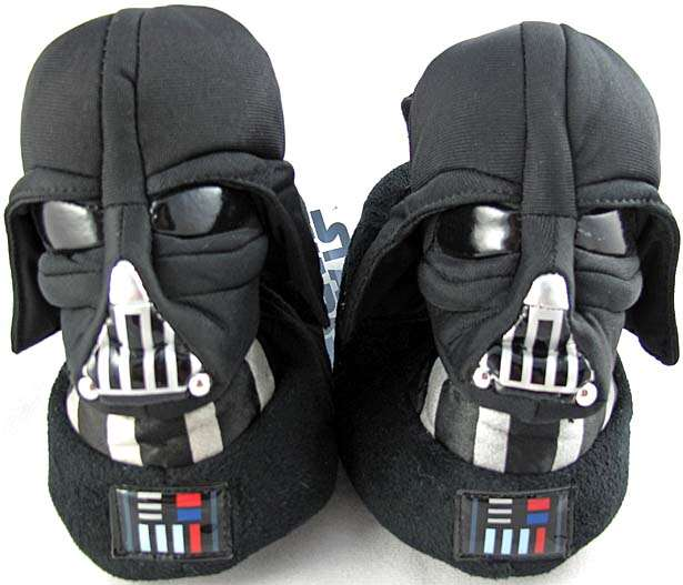 pick up top fashion best sell Star Wars Darth Vader Kids/Toddler Slippers Size 9/10 - SW Superstore